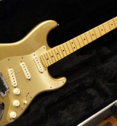Fender USA FSR AMERICAN DELUXE ST AZG/M