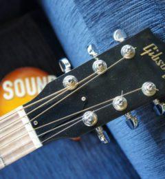 朝からギター弦交換レッスン!これを見れば弦交換の仕方が理解できます!