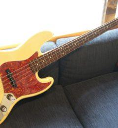 Fender USA 62 JAZZ BASS 2ノブ