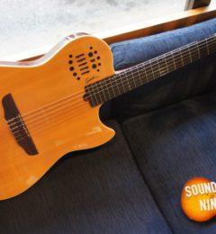 商品入荷情報! Godin Multiac Nylon 入荷しました!!愛知県でギターを売りたくなったら当店へ!高額買取、全国トップクラスの実績です!