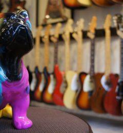 ギターショップサウンドナインお茶の水店への行き方!!! ギター売るのも買うのもサウンドナイン!