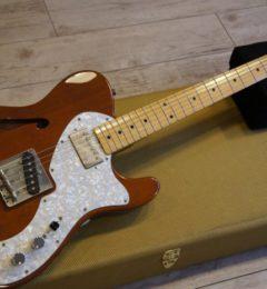 Fender Japan  Classic 69s Tele Thinline