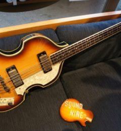 Greco バイオリンベース 1980年製
