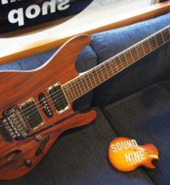 商品入荷情報!!年末に向けて買取額大幅UPしております!!ギターを売るならサウンドナインへ!!