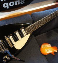 商品入荷情報!!VOX MARK Ⅸ 1960年代、状態の良好!!珍しい1本が入荷いたしました!!ギターを売るならサウンドナイン!!
