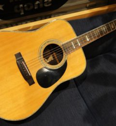 商品入荷情報!!K.Yairi YW600が入荷しました!!Martin 41スタイルの豪華なギターです!!