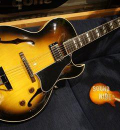 商品入荷情報!!Gibson Memphis ES-175 1PUの入荷です!一宮店、15日・16日はお休みです。その他通常定休です!