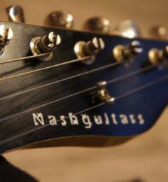 Guitarshop サウンドナインお茶の水店 商品情報!ナッシュのギターはカッチョイイ!