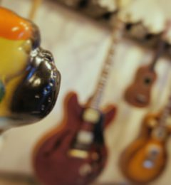GuitarShop SUNDNINE~年末年始定休日のお知らせ~ 12月28日~1月3日は店休日です!