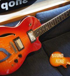 商品入荷情報!!Hagstrom D2F 入荷しました!!ギターを売るならサウンドナイン!!