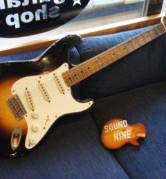 商品入荷情報!!RS Guitars OLD FRIEND COUNTOUR WHITEGUARD 入荷いたしました!!