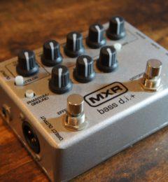 MXR  Bass DI + LTD