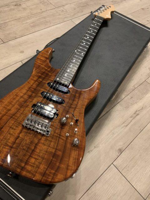 T's Guitars  Dst-24 KoaTop Custom Order