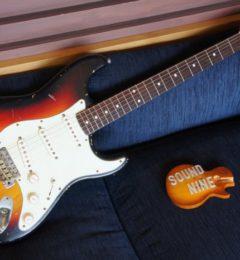 Nash Guitars S-63 3TS