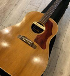 ギターショップ SOUNDNINEお茶の水店  商品情報!Gibson J-50 ADJ 1966 L.R Baggs PU付 ヴィンテージ!