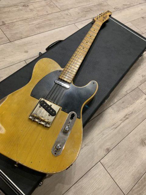 Rittenhouse Guitars  T-model ButterScotch