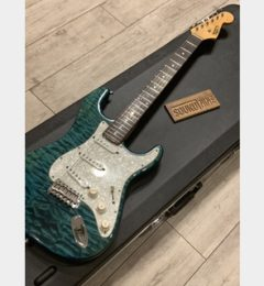 Moon  Stratocaster '95 PGM