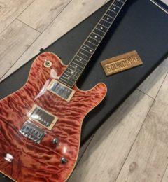 SOUNDNINE お茶の水店 商品情報!MoonAT-TE CDC/E CR ギター売るならサウンドナイン!