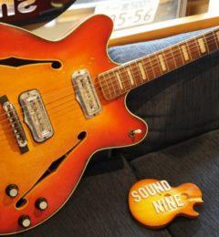 Fender CORONADOⅡ 1967年製
