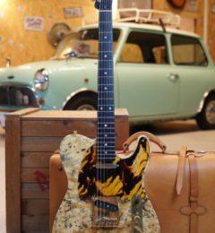モモセギターの本気はすごいよ! MOMOSE MTL-2-BEB  CustomOrder