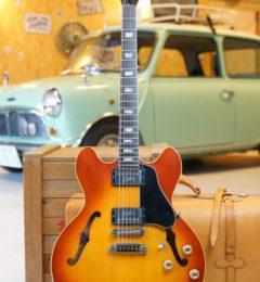 Gibson ES-335 TD ICETEA 1971~1972