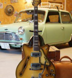 Fender CORONADOⅡ Antigua 1968