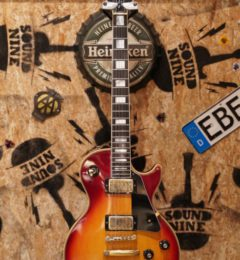 Gibson LesPaul custom 1975