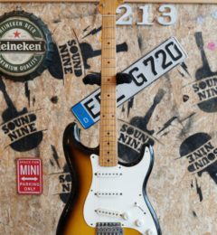 Fender Custom Shop  56 Sratocaster Closet Classic Relic JCスタンプネック