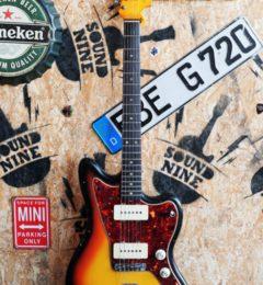 Fender Jazzmaster 1963~64