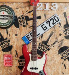 Nash Guitars Jazzbass
